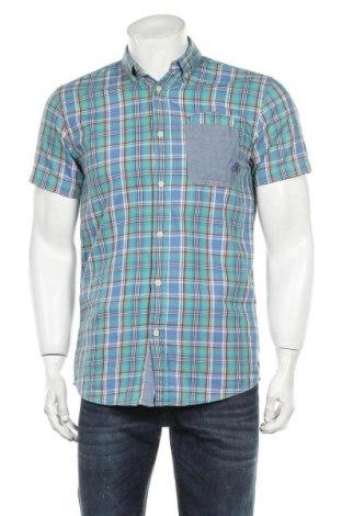 Мъжка риза Originals By Jack & Jones, Размер M, Цвят Многоцветен, Памук, Цена 21,00лв.