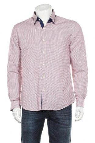 Мъжка риза Premium By Jack & Jones, Размер L, Цвят Многоцветен, Памук, Цена 29,25лв.