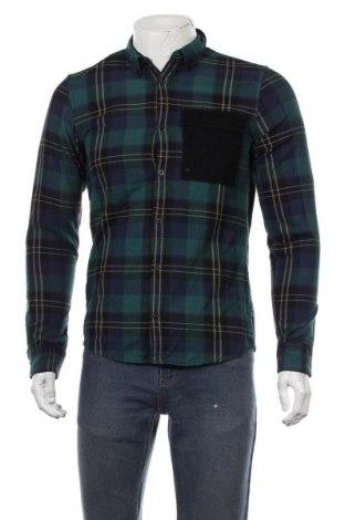 Мъжка риза Q/S by S.Oliver, Размер S, Цвят Многоцветен, Памук, Цена 29,67лв.