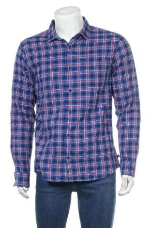 Мъжка риза Q/S by S.Oliver, Размер L, Цвят Многоцветен, Памук, Цена 31,05лв.