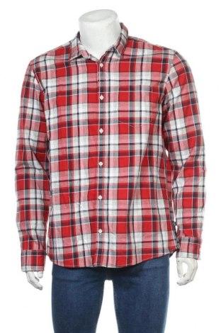Мъжка риза Q/S by S.Oliver, Размер L, Цвят Многоцветен, Памук, Цена 29,67лв.