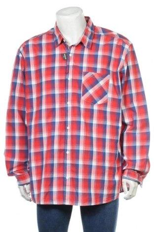 Мъжка риза S.Oliver, Размер 3XL, Цвят Многоцветен, Памук, Цена 22,36лв.