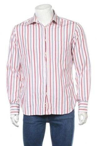 Ανδρικό πουκάμισο Zara Man, Μέγεθος M, Χρώμα Πολύχρωμο, Βαμβάκι, Τιμή 10,02€