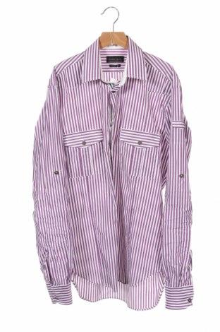 Ανδρικό πουκάμισο Zara Man, Μέγεθος S, Χρώμα Βιολετί, Βαμβάκι, Τιμή 16,70€