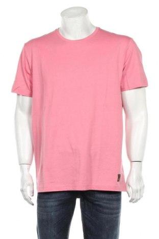 Pánské tričko  S.Oliver, Velikost XL, Barva Růžová, Bavlna, Cena  367,00Kč