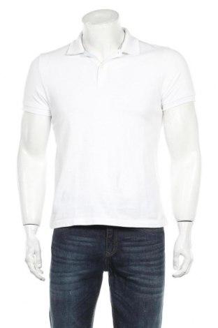 Мъжка тениска S.Oliver, Размер S, Цвят Бял, Памук, Цена 14,70лв.