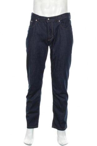 Мъжки дънки Christian Berg, Размер L, Цвят Син, 72% памук, 14% вискоза, 12% полиестер, 2% еластан, Цена 59,25лв.