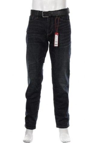 Мъжки дънки S.Oliver, Размер L, Цвят Син, 85% памук, 13% полиестер, 2% еластан, Цена 44,55лв.