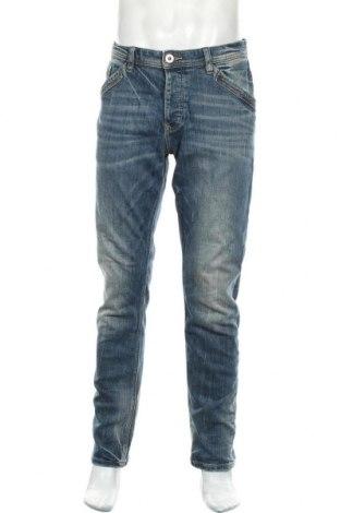 Pánské džíny  Tom Tailor, Velikost L, Barva Modrá, 99% bavlna, 1% elastan, Cena  550,00Kč