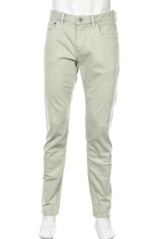 Мъжки дънки Tom Tailor, Размер M, Цвят Зелен, 98% памук, 2% еластан, Цена 73,50лв.