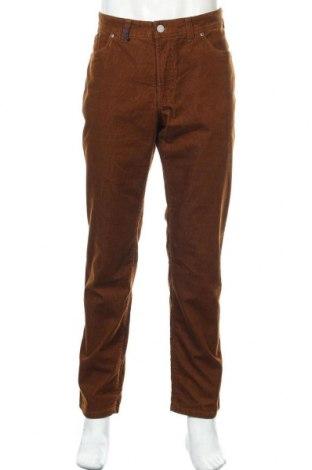 Мъжки джинси Atelier GARDEUR, Размер XL, Цвят Кафяв, 98% памук, 2% еластан, Цена 48,00лв.