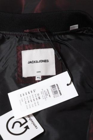 Мъжки елек Core By Jack & Jones, Размер XS, Цвят Червен, Полиестер, Цена 24,75лв.