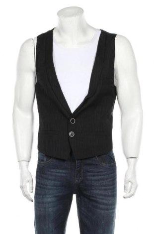 Pánská vesta  Guess, Velikost M, Barva Černá, 64% polyester, 34% viskóza, 2% elastan, Cena  510,00Kč