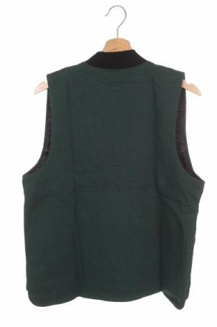 Мъжки елек The Ragged Priest, Размер XS, Цвят Зелен, 97% памук, 3% еластан, Цена 29,00лв.