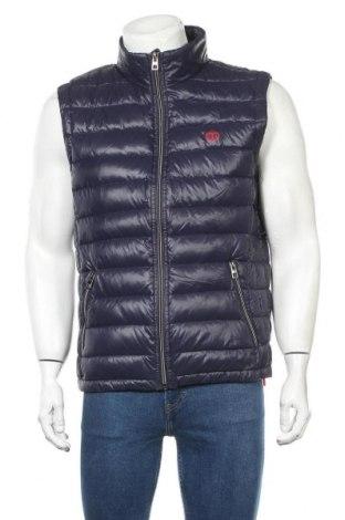 Pánská vesta  Tom Tailor, Velikost L, Barva Modrá, Polyamide, Cena  925,00Kč
