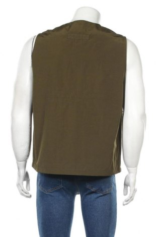 Мъжки елек Topman, Размер M, Цвят Зелен, Полиестер, Цена 23,42лв.