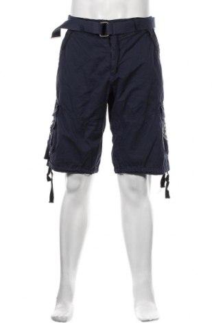 Pánské kraťasy Geographical Norway, Velikost XL, Barva Modrá, 100% bavlna, Cena  584,00Kč