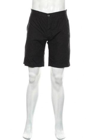 Ανδρικό κοντό παντελόνι H&M, Μέγεθος M, Χρώμα Μαύρο, Βαμβάκι, Τιμή 12,53€