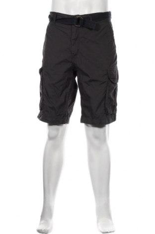 Мъжки къс панталон Petrol Industries, Размер XL, Цвят Сив, Памук, Цена 46,50лв.