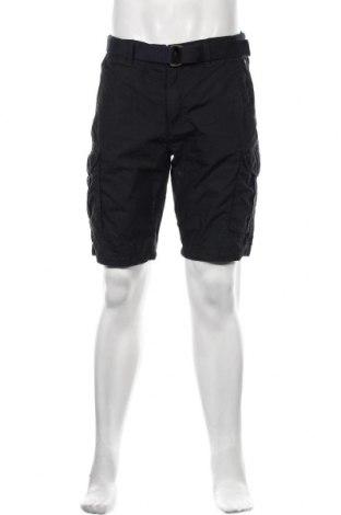 Мъжки къс панталон Petrol Industries, Размер M, Цвят Син, Памук, Цена 23,40лв.