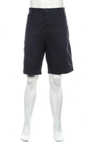 Мъжки къс панталон Pierre Cardin, Размер XL, Цвят Син, Памук, Цена 51,75лв.