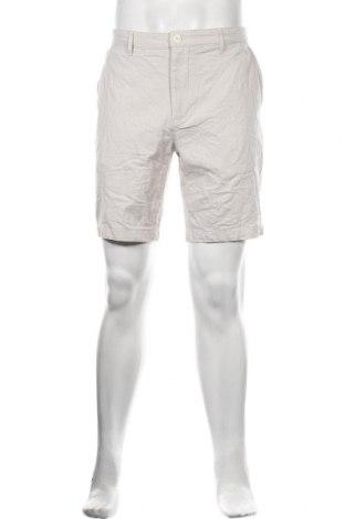 Pánské kraťasy Zara, Velikost L, Barva Béžová, 98% bavlna, 2% elastan, Cena  287,00Kč