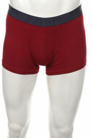 Ανδρικό σύνολο S.Oliver, Μέγεθος S, Χρώμα Κόκκινο, 95% βαμβάκι, 5% ελαστάνη, Τιμή 8,44€