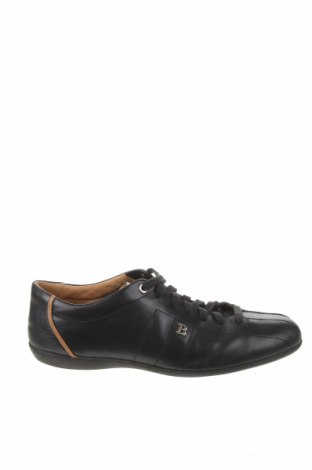 Ανδρικά παπούτσια Bally, Μέγεθος 44, Χρώμα Μαύρο, Γνήσιο δέρμα, Τιμή 87,68€