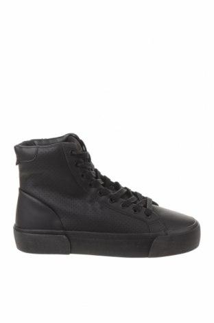 Pánské boty Bershka, Velikost 39, Barva Černá, Eko kůže, Cena  500,00Kč