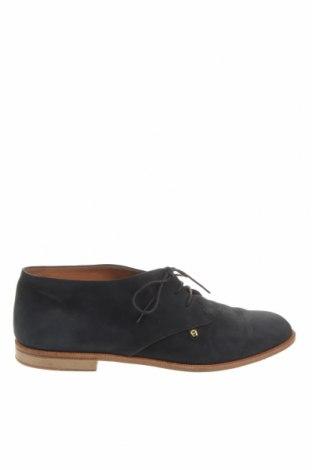 Ανδρικά παπούτσια Etienne Aigner, Μέγεθος 40, Χρώμα Μπλέ, Γνήσιο δέρμα, Τιμή 50,66€