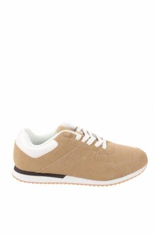 Мъжки обувки Lft, Размер 42, Цвят Бежов, Еко кожа, Цена 22,42лв.