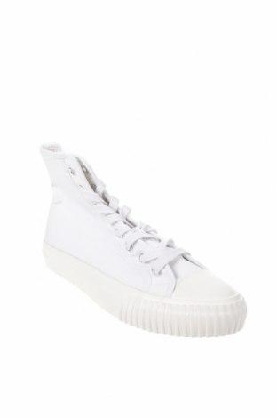 Ανδρικά παπούτσια Lft, Μέγεθος 40, Χρώμα Λευκό, Κλωστοϋφαντουργικά προϊόντα, Τιμή 14,65€
