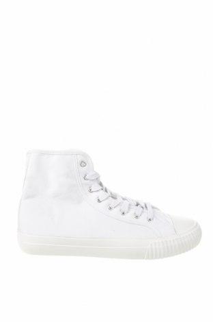 Ανδρικά παπούτσια Lft, Μέγεθος 44, Χρώμα Λευκό, Κλωστοϋφαντουργικά προϊόντα, Τιμή 25,26€