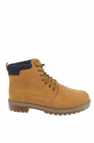 Pánské boty Pull&Bear, Velikost 45, Barva Žlutá, Eko kůže, Cena  841,00Kč