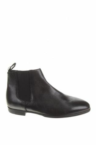 Pánské boty Zara, Velikost 39, Barva Černá, Pravá kůže, Cena  742,00Kč