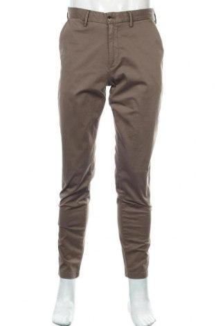 Pantaloni de bărbați Bendorff, Mărime M, Culoare Maro, 98% bumbac, 2% elastan, Preț 147,53 Lei