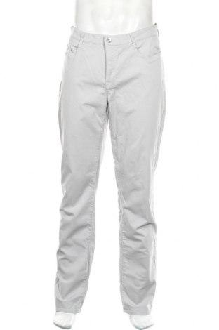 Pánské kalhoty  Brax, Velikost L, Barva Šedá, 97% bavlna, 3% elastan, Cena  421,00Kč