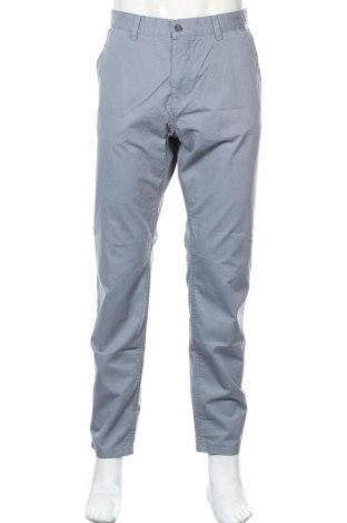 Мъжки панталон Esprit, Размер XL, Цвят Син, Памук, Цена 30,75лв.
