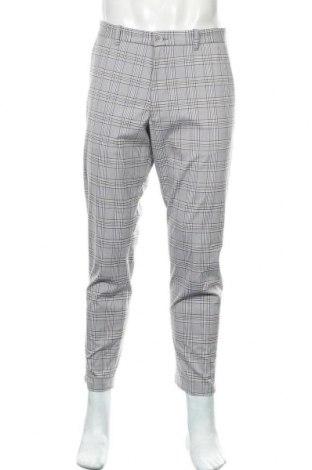 Мъжки панталон S.Oliver, Размер L, Цвят Многоцветен, 69% полиестер, 29% вискоза, 2% еластан, Цена 81,75лв.