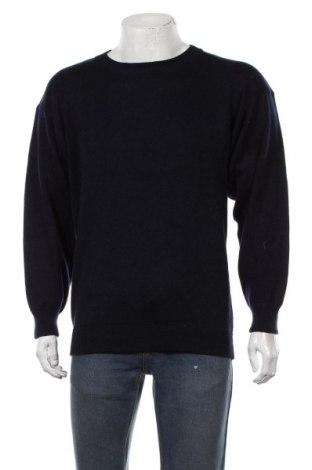 Ανδρικό πουλόβερ, Μέγεθος L, Χρώμα Μπλέ, Ακρυλικό, Τιμή 24,68€