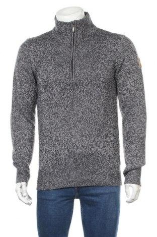 Ανδρικό πουλόβερ, Μέγεθος M, Χρώμα Μπλέ, Ακρυλικό, Τιμή 17,54€
