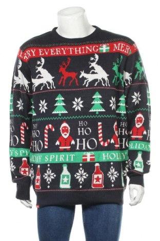 Ανδρικό πουλόβερ Cropp, Μέγεθος XL, Χρώμα Πολύχρωμο, Ακρυλικό, Τιμή 20,78€