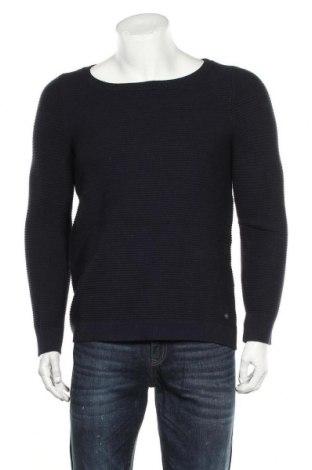 Ανδρικό πουλόβερ Esprit, Μέγεθος M, Χρώμα Μπλέ, 69% βισκόζη, 31% πολυεστέρας, Τιμή 16,89€