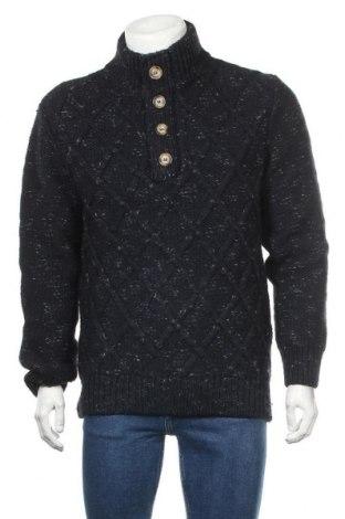 Ανδρικό πουλόβερ Esprit, Μέγεθος XL, Χρώμα Μπλέ, Τιμή 22,08€