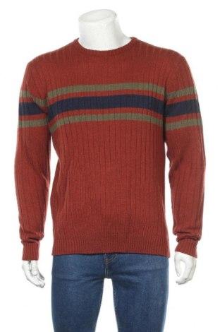 Ανδρικό πουλόβερ Infinity, Μέγεθος M, Χρώμα Καφέ, Πολυακρυλικό, Τιμή 31,82€