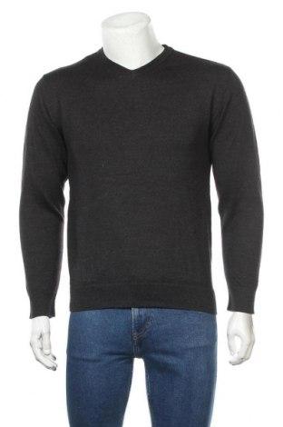Ανδρικό πουλόβερ Kingfield, Μέγεθος M, Χρώμα Γκρί, Τιμή 16,89€