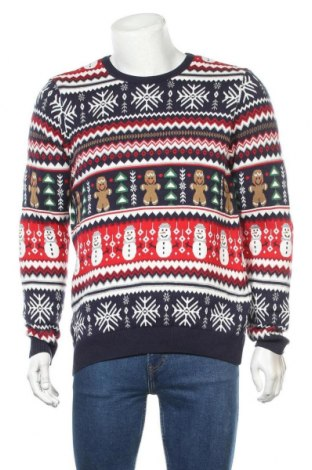 Ανδρικό πουλόβερ LC Waikiki, Μέγεθος L, Χρώμα Πολύχρωμο, Ακρυλικό, Τιμή 20,13€