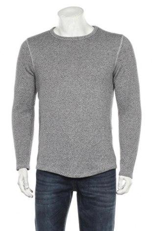 Мъжки пуловер Originals By Jack & Jones, Размер M, Цвят Сив, Цена 28,56лв.