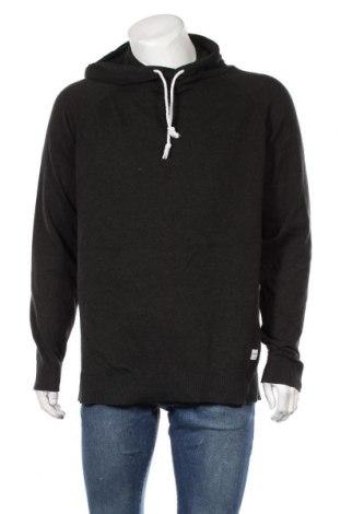Мъжки пуловер Originals By Jack & Jones, Размер XXL, Цвят Зелен, Памук, Цена 44,10лв.