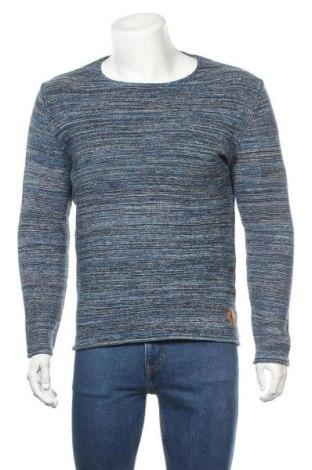 Мъжки пуловер Originals By Jack & Jones, Размер L, Цвят Многоцветен, Памук, Цена 46,20лв.